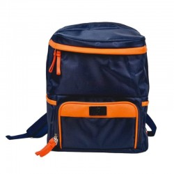Natural Moms Backpack Bag (Max Blue)
