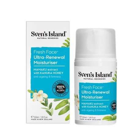 Sven's island Fresh Face Ultra-Renewal Moisturizer 50ml