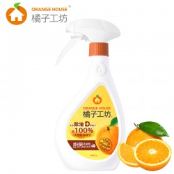 Orange House Kitchen and Oven 2 in 1 Cleaner 480ml