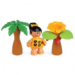 TOLO First Friends Jungle Play Set Toys