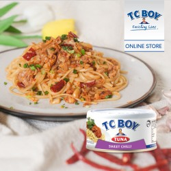 TC Boy Tuna with Sweet Chilli Sauce (150g x 5)