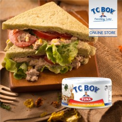 TC Boy Tuna Mayonnaise Salad Spread (150g x 5)
