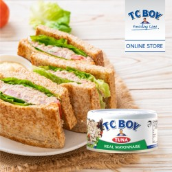 TC Boy Tuna Real Mayonnaise (150g x 5)