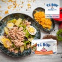 TC Boy Chunky Flakes White Meat Tuna In Vegetable Oil (150g x 5)