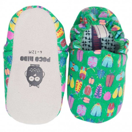 Poco Nido Bugs Mini Shoes