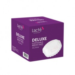 Lacte Deluxe Disposable Breast Pad (2box)