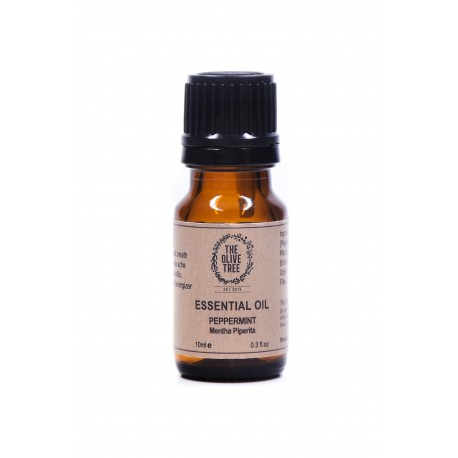 The Olive Tree Peppermint Essential Oil