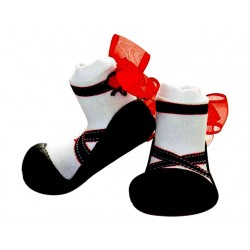 Tinker Toddler Attipas Ballet (Black)