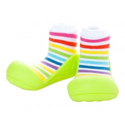 Tinker Toddler Attipas Rainbow (Green)