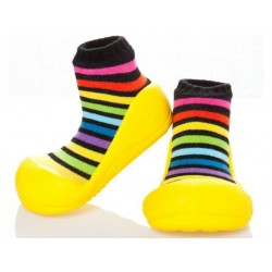 Tinker Toddler Attipas Rainbow Yellow