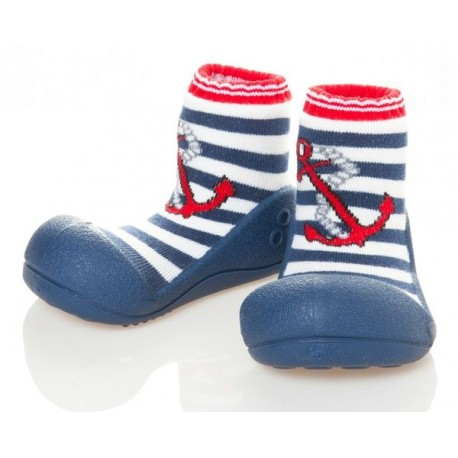 Tinker Toddler Attipas Marin Anchor Red
