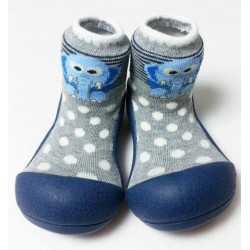Tinker Toddler Attipas Zoo (Navy)