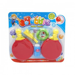 Toys Funtastic Children'S Indoor & Outdoor Game Bouncing Bubble Ping Pong Set