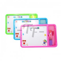 Toys Funtastic Educational Learning Writing/Drawing Board Set - Pink