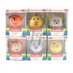 Toys Funtastic Infant Play Animals Tumbler Toys - Chick