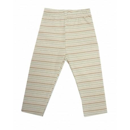 Trendyvalley Organic Cotton Baby Long Pants (Mixed Stripe)