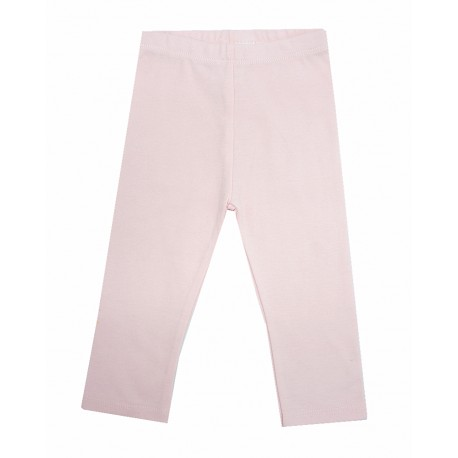 Trendyvalley Organic Cotton Baby Long Pants (Pink)