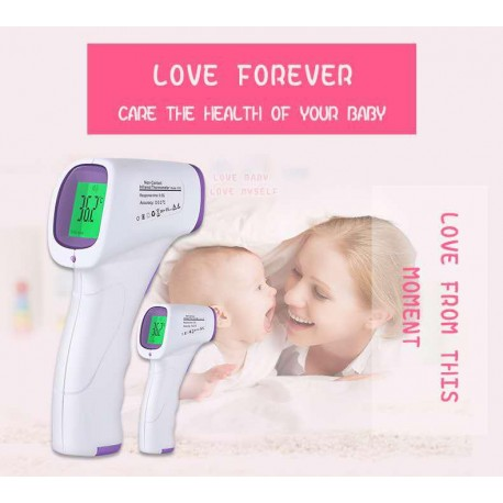 Trendyvalley Infrared Forehead Thermometer without Contact