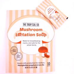 The Tropical Company Mushroom Lactation Soup