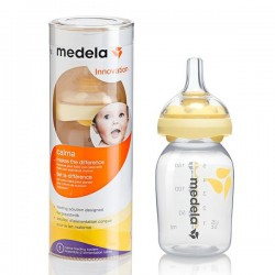 Medela Breastmilk Bottle With Calma (150ml)