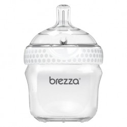 Baby Brezza BPA Free 5oz Baby Bottles in White (1 Pack)