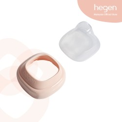 Hegen PCTO Collar and Transparent Cover (Pink)