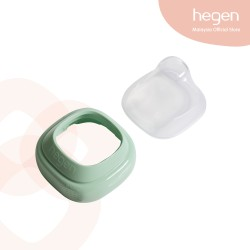 Hegen PCTO Collar and Transparent Cover (Green)