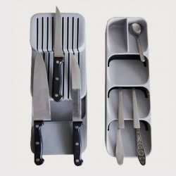 Knife/Cutlery Organizer Tray (VIP Branded)