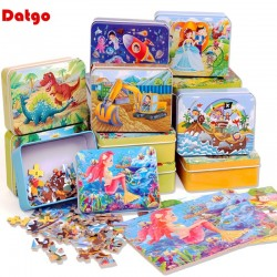 60pcs Wooden Jigsaw Puzzle (VIP Branded)