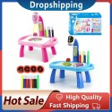 Children Led Projector Art Drawing Table (VIP Branded)