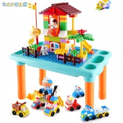 Kids Activity Table Building Blocks (VIP Branded)