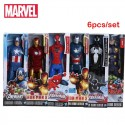6pcs/set Avengers Model Figure (VIP Branded)