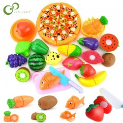 Pretend Play Vegetables and Fruits Set (VIP Branded)