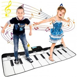 110x36cm Electronic Musical Keyboard Mat (VIP Branded)