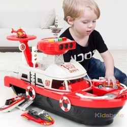Kids Toys Simulation Boat & Car (VIP Branded)