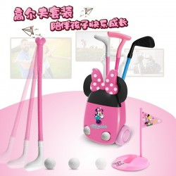 Mickey/Minnie Kids Indoor/Outdoor Golf Set (VIP Branded)
