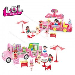 LOL Surprise Dolls Toy Picnic Set (VIP Branded)