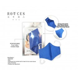Rowces Pure Cotton Children Mask