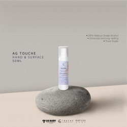 AG Touché Hand & Surface Sanitizer 50ml
