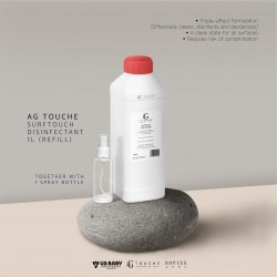 AG Touche SurfTouch Disinfectant 1L (Refill)