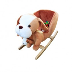 Woodalion Parents Beagle Infant Rocker
