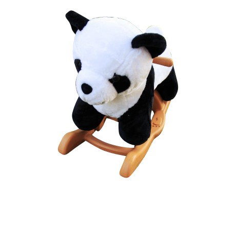Woodalion Treassure Panda Infant Rocker