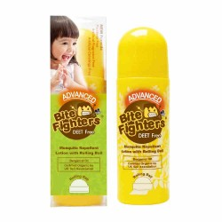 Bite Fighter Advanced Organic Lotion with Rolling Ball 100ml