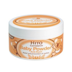Hito Cornstach Baby Powder (Anti-rash) 160g