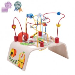 Wonder World Wooden Toys - City Beads (A 2008-WW)