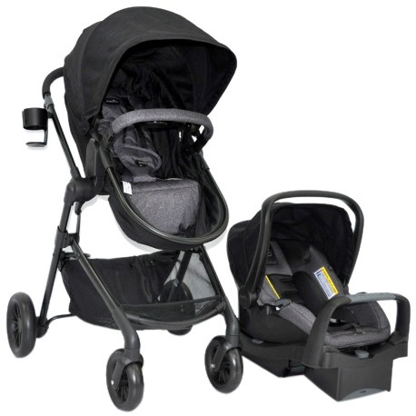 Evenflo Travel System Stroller EV 0179-EFBK