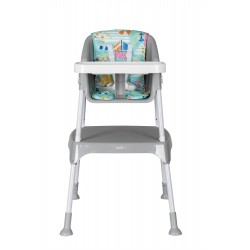 TRILO Evenflo High Chair EV 9312-MKGR