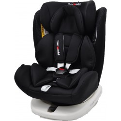 Fair World Rotating with Isofix Baby Car Seat (BC 916K/ISO-LB/BK)