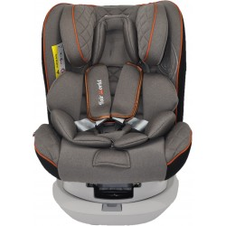 Fair World Rotating with Isofix Baby Carseat (BC 62S/ISO/SIPS-BR)
