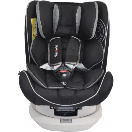 FairWorld Rotating with Isofix Baby Carseat (BC 62S/ISO/SIPS-BL)